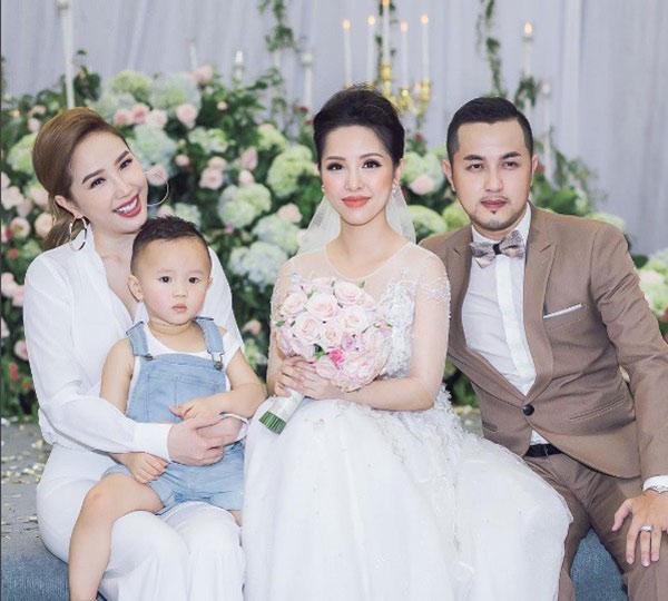 Hotgirl Trang Pilla - chị dâu Bảo Thy: Lấy lại vóc dáng là tiêu chí hàng đầu sau sinh - Ảnh 12