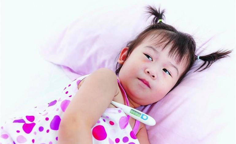 Mách mẹ tuyệt chiêu hạ sốt cực nhanh cho trẻ bằng rau diếp cá, không cần dùng thuốc - Ảnh 1
