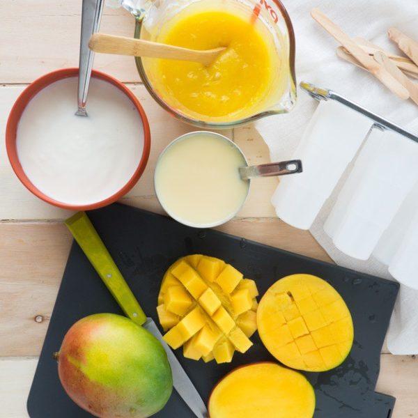 Cách làm kem xoài đơn giản cho bé yêu trong ngày hè nóng bức - Ảnh 2
