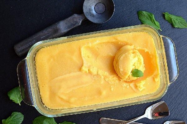 Cách làm kem xoài đơn giản cho bé yêu trong ngày hè nóng bức - Ảnh 8