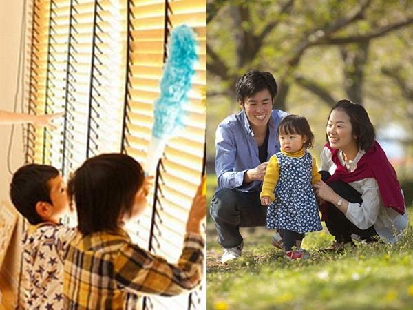 Những gợi ý giúp các ông bố bà mẹ dành nhiều thời gian chất lượng cho con