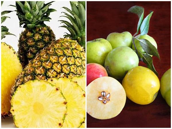 Những loại trái cây gây co bóp tử cung, dễ sảy thai - dị tật thai nhi mẹ bầu cần tránh xa