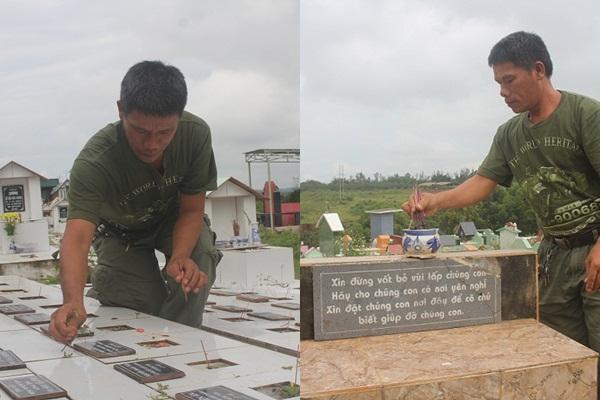 Chuyện về nghĩa trang hài nhi 21.500 nấm mồ và những người suốt 17 năm thu lượm xác