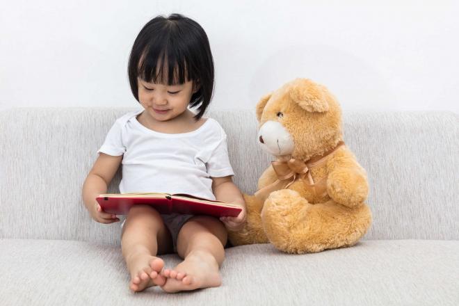 Trò chơi cho bé 2 tuổi kích thích phát triển trí thông minh - Ảnh 2
