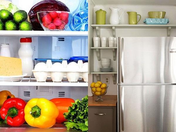 Tủ lạnh sạch bong và siêu tiết kiệm điện chỉ với 5 bước đơn giản này