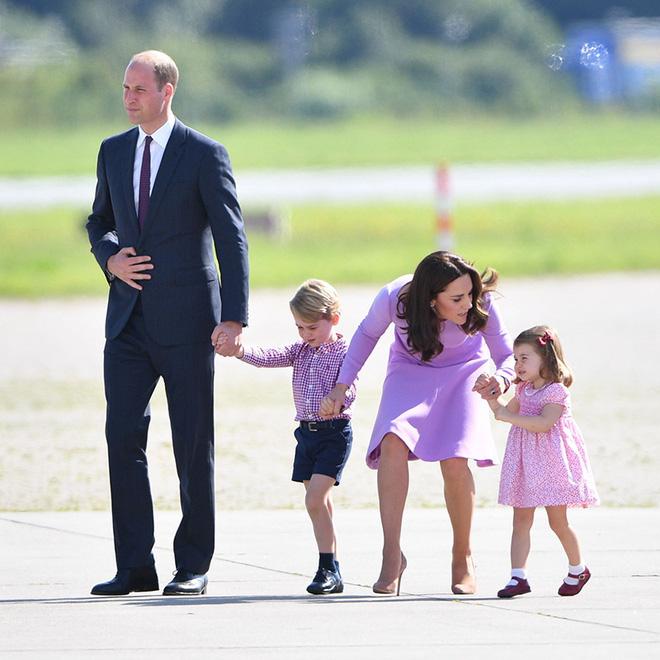 12 cách dạy con của vợ chồng Hoàng tử William cha mẹ nào cũng nên học hỏi - Ảnh 2