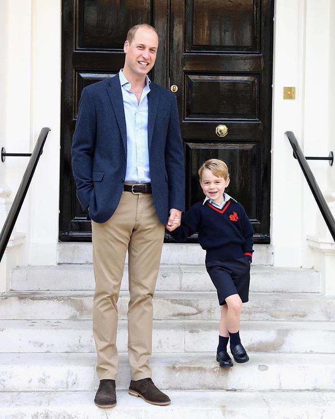 12 cách dạy con của vợ chồng Hoàng tử William cha mẹ nào cũng nên học hỏi - Ảnh 3