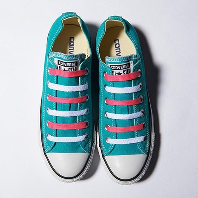 Đi giày thể thao suốt ngày mà không biết 5 kiểu thắt dây độc – lạ lại đẹp xuất sắc này thì thật uổng phí - Ảnh 1