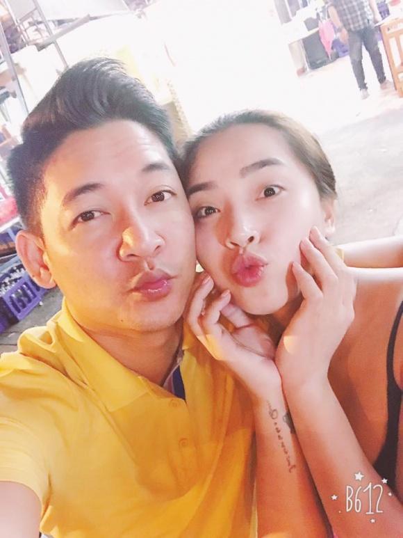 Hải Băng và Thành Đạt 'trốn con', hạnh phúc dắt nhau đi du lịch Thái Lan - Ảnh 2