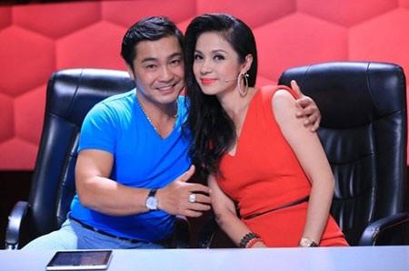 Cặp đôi Lý Hùng - Việt Trinh đình đám màn ảnh một thời hiện tại vẫn rất thân thiết.