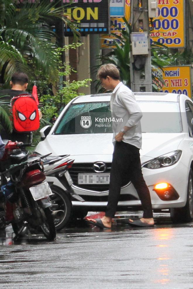 Độc quyền: Im lặng giữa tâm bão scandal, Trương Quỳnh Anh ở nhà chờ Tim đón con trai đi học về - Ảnh 8
