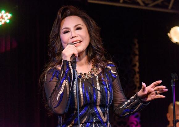 Thanh Tuyền đã thương yêu con dâu Ngọc Huyền như chính con ruột.