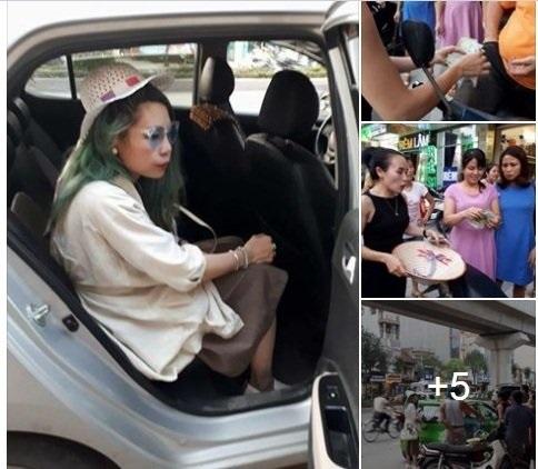 Phản ứng bất ngờ của 'các mẹ' khi bắt gặp 'hot girl' Bella ôm con chưa đầy tháng đi ăn quỵt tại Hà Đông - Ảnh 2