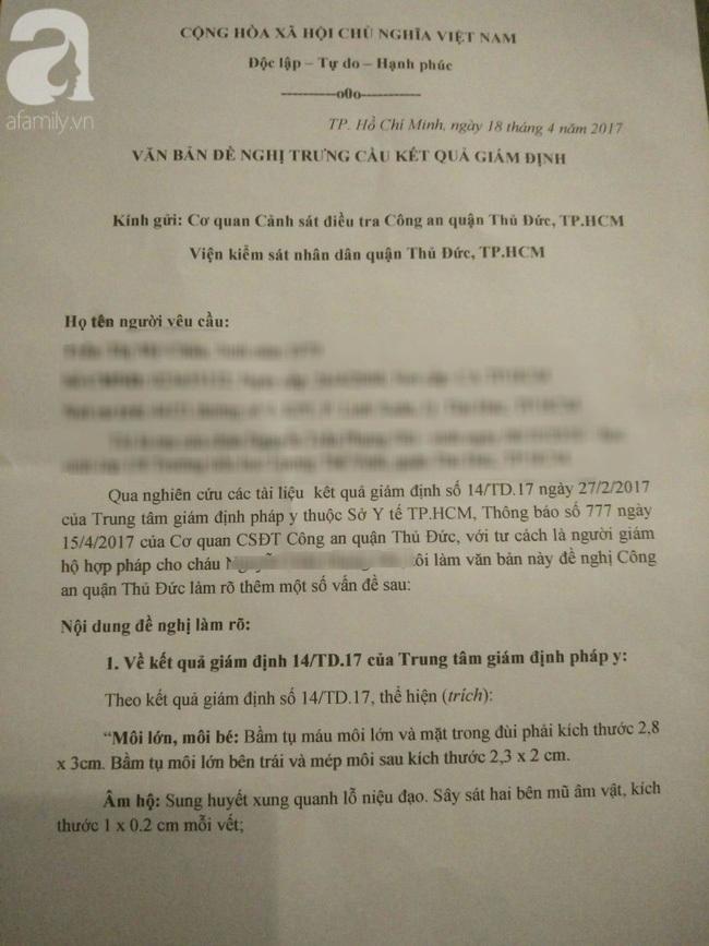 Đã 3 tháng từ ngày nghi bị xâm hại trong trường học, bé gái đau đáu hỏi mẹ: 'Tại sao kẻ xấu chưa bị bắt?' - Ảnh 7