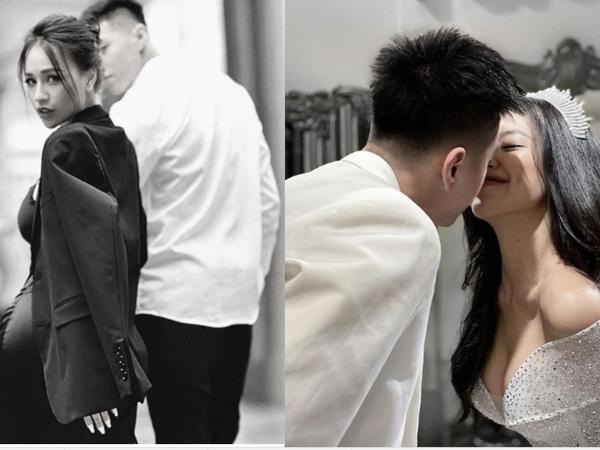 DJ Tít 'nhá hàng' ảnh cưới siêu ngọt nhưng vẫn úp mở chuyện kết hôn lần 2