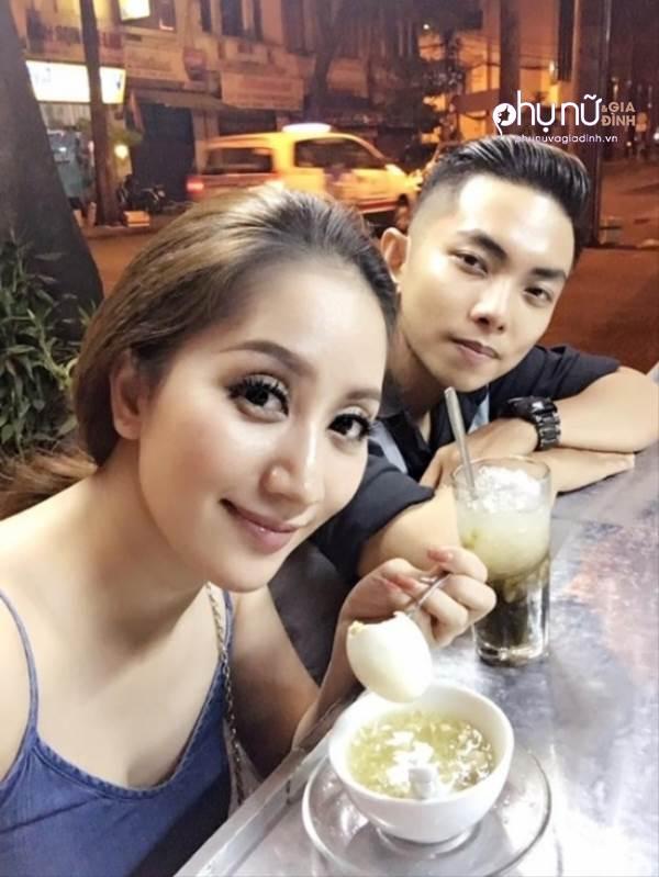 Cùng yêu bồ lớn tuổi, chuyện tình của Phan Hiển, Vũ Hoàng Việt có gì khác biệt - Ảnh 11