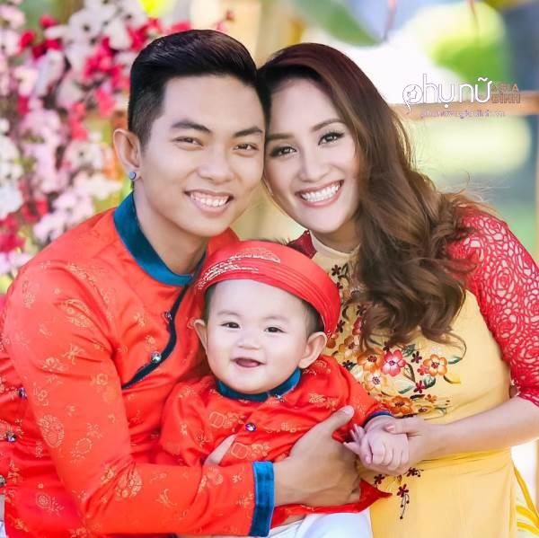 Cùng yêu bồ lớn tuổi, chuyện tình của Phan Hiển, Vũ Hoàng Việt có gì khác biệt - Ảnh 4