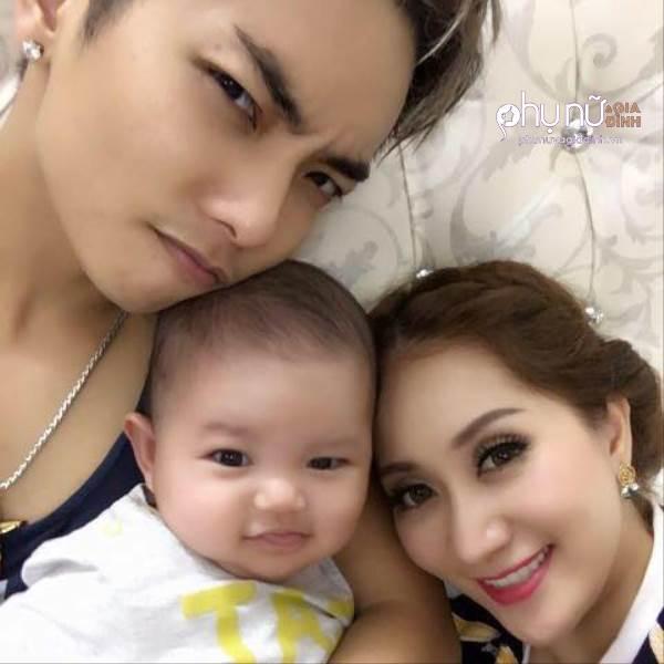 Cùng yêu bồ lớn tuổi, chuyện tình của Phan Hiển, Vũ Hoàng Việt có gì khác biệt - Ảnh 3