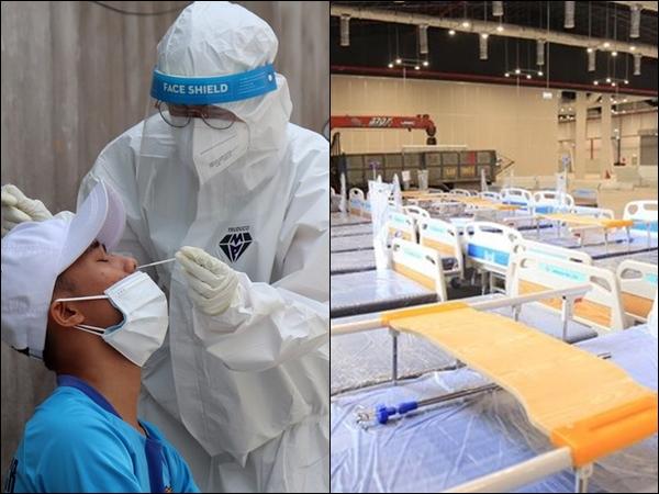 Đồng Nai: Gần 36.000 ca mắc COVID-19, bệnh viện dã chiến thứ 11 gấp rút tăng cường