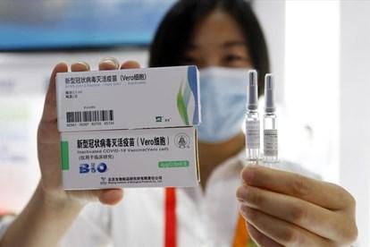 vắc-xin Vero Cell2