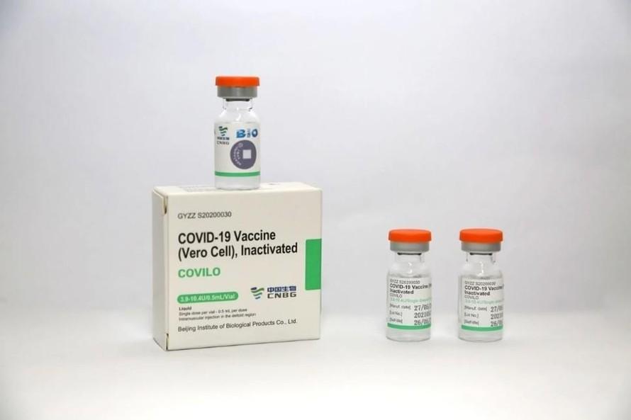 vắc-xin Vero Cell1