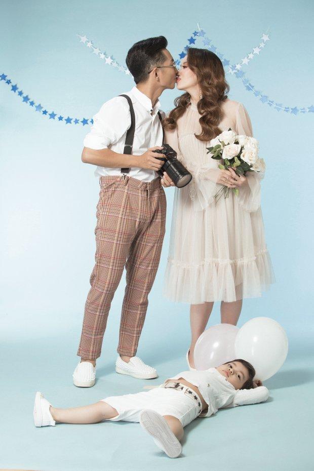 Trớ trêu, Khánh Thi khoe ảnh gia đình hạnh phúc nhưng dân mạng cứ ngỡ là 3 mẹ con - Ảnh 2