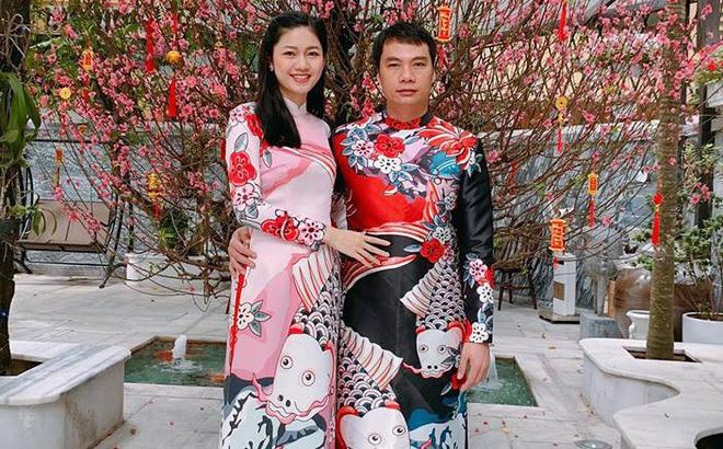 Á hậu Thanh Tú hé lộ cuộc sống ngọt ngào bên chồng đại gia sau 4 tháng kết hôn - Ảnh 4