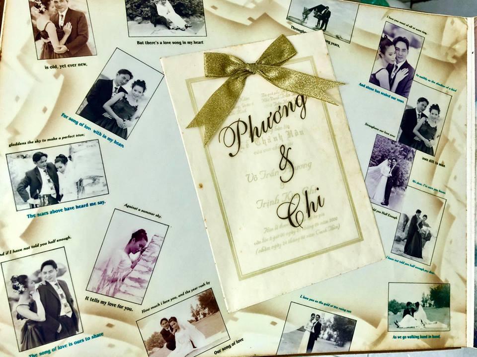 Á hậu Trịnh Kim Chi viết tâm thư xúc động cho chồng nhân kỷ niệm 18 năm ngày cưới - Ảnh 1