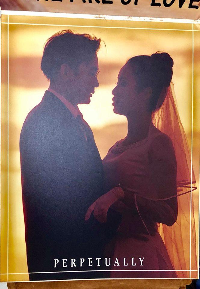 Á hậu Trịnh Kim Chi viết tâm thư xúc động cho chồng nhân kỷ niệm 18 năm ngày cưới - Ảnh 3