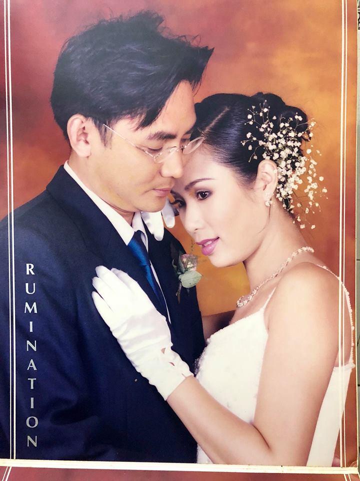 Á hậu Trịnh Kim Chi viết tâm thư xúc động cho chồng nhân kỷ niệm 18 năm ngày cưới - Ảnh 4