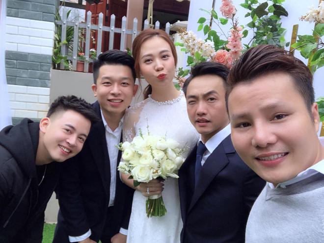 Hot: Rò rỉ hình ảnh đám hỏi Cường Đô la và Đàm Thu Trang ở Lạng Sơn - Ảnh 2