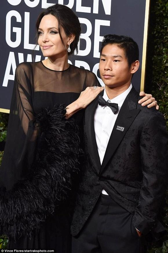 Ngỡ ngàng với vẻ ngoài già dặn của Pax Thiên - cậu bé Việt Nam duy nhất được Angelina Jolie nhận nuôi - Ảnh 1