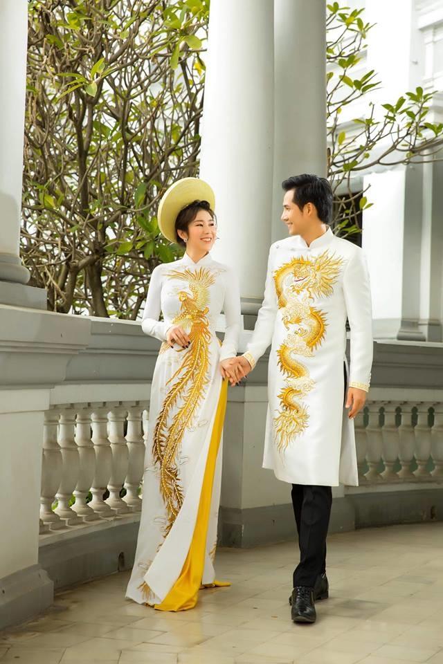 'Rụng tim' với loạt ảnh cưới đẹp như mơ của Hương và Tường trong 'Gạo nếp gạo tẻ' - Ảnh 1