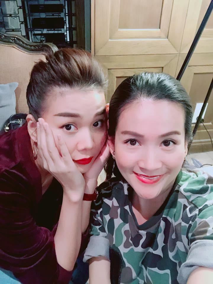 Năm mới sang, vợ Bình Minh tiết lộ mối quan hệ 'sốc' với Thanh Hằng - Ảnh 2