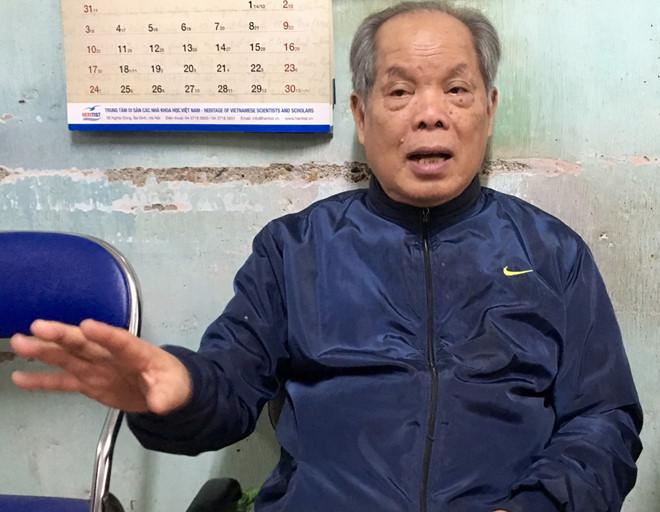Nóng: PGS.TS Bùi Hiền công bố phần 2 của bảng chữ cái 'Tiếq Việt' - Ảnh 1