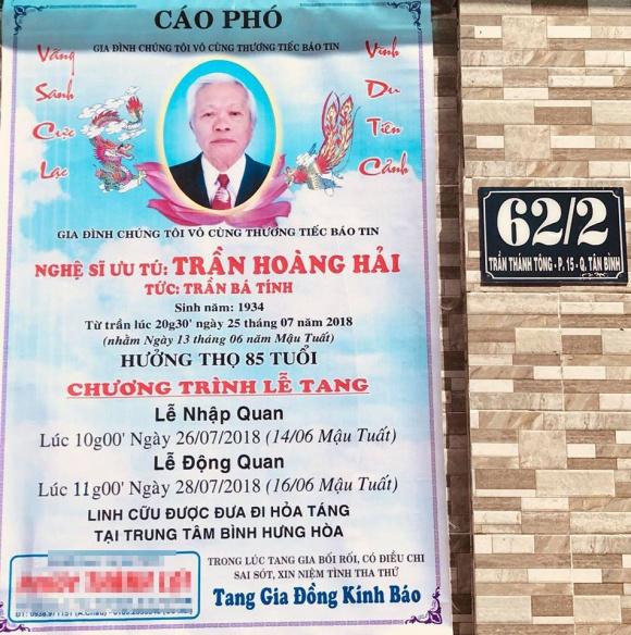 Nghe tin bố Hoàng Bách đột ngột qua đời, loạt sao Việt vội vã gửi lời chia buồn - Ảnh 3