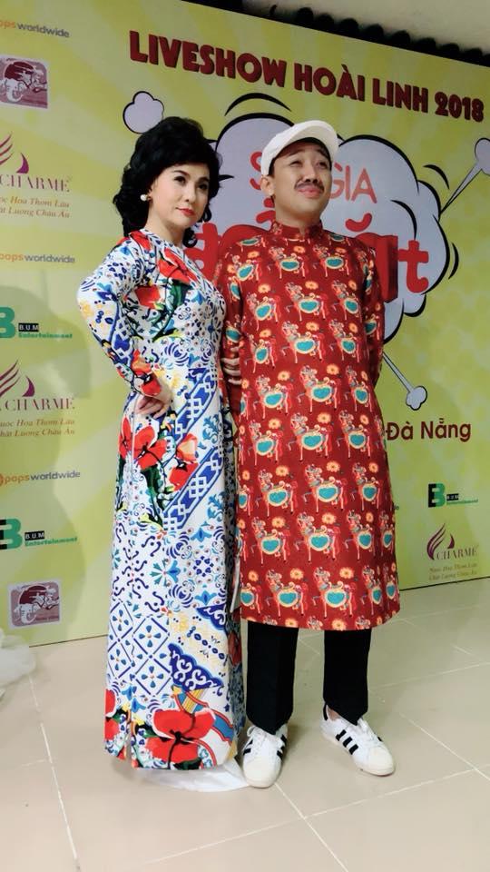 Hơn Kiều Minh Tuấn 18 tuổi, Cát Phượng bị giao đóng vai mẹ của chồng trẻ khiến fan cười 'rớt hàm' - Ảnh 2