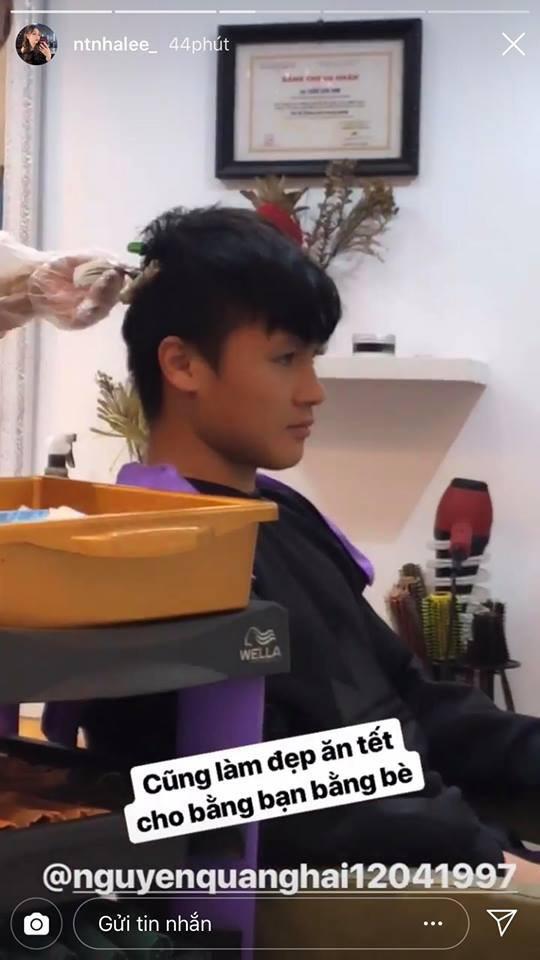 Dàn cầu thủ khoe tóc mới chất lừ chuẩn bị đón Tết - Ảnh 2