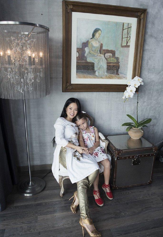 Hồng Nhung mang hai con rời khỏi biệt phủ triệu đô, đang sống ở nơi này sau ly hôn chồng Tây - Ảnh 3