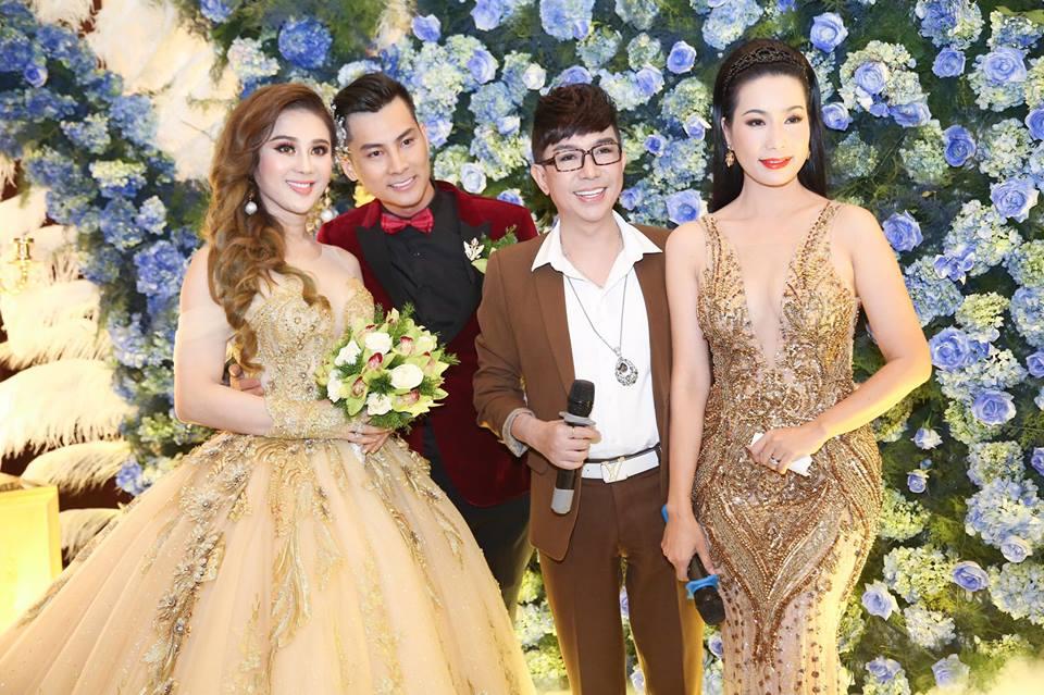 Nhìn lại những khoảnh khắc vui tươi nhưng đầy xúc động trong đám cưới Lâm Khánh Chi: Ai cũng xứng đáng có được hạnh phúc! - Ảnh 14
