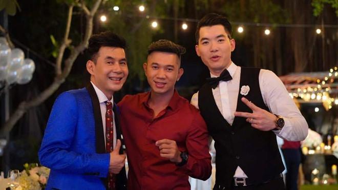 Trương Nam Thành tổ chức đám cưới lần nữa với doanh nhân hơn tuổi, đông đảo sao Việt tham dự - Ảnh 4