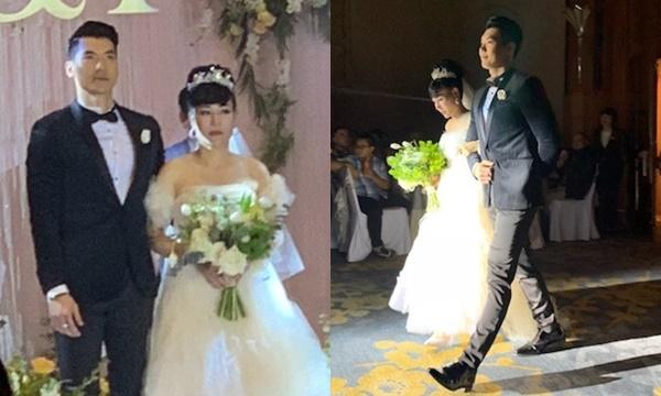 Trương Nam Thành tổ chức đám cưới lần nữa với doanh nhân hơn tuổi, đông đảo sao Việt tham dự - Ảnh 5