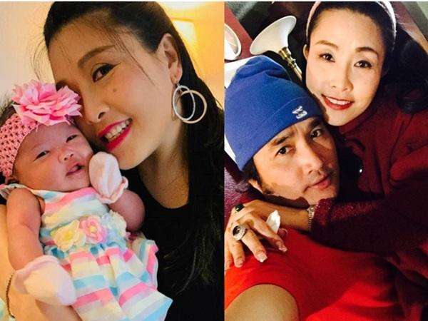 Danh hài Kiều Oanh mừng đầy tháng con gái sau 1 năm mất tích, hé lộ danh tính cha đứa bé