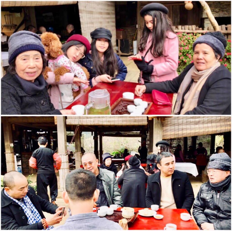 Gia đình MC Quyền Linh gây bão với bộ ảnh tuyệt đẹp ở Mộc Châu - Ảnh 12