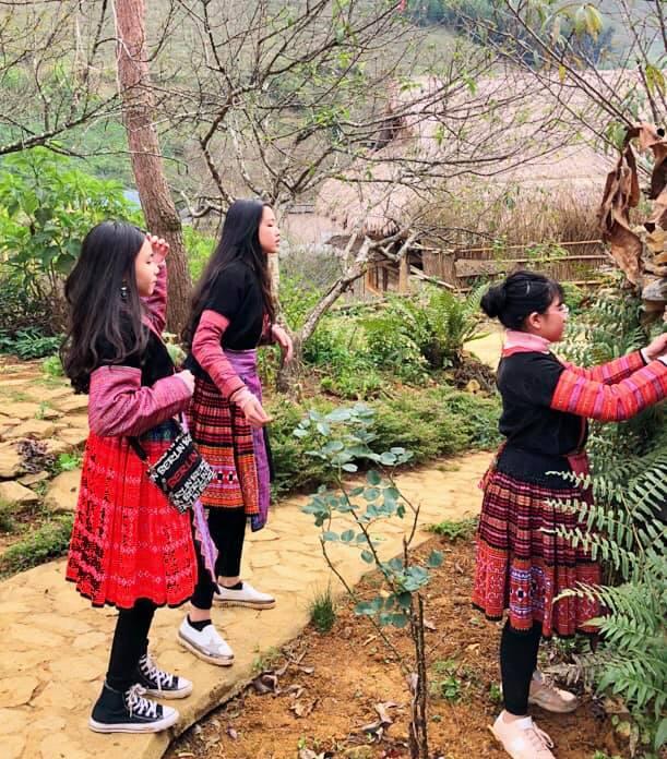 Gia đình MC Quyền Linh gây bão với bộ ảnh tuyệt đẹp ở Mộc Châu - Ảnh 13