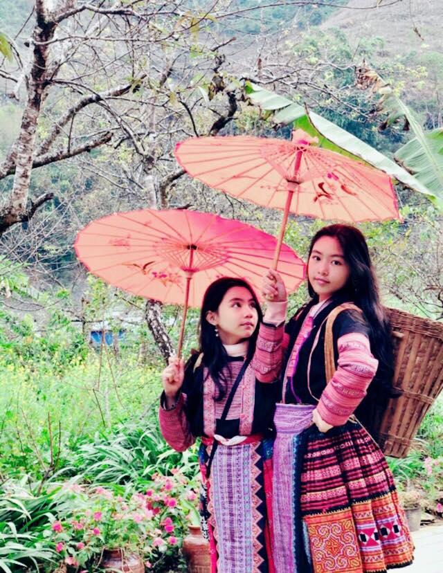 Gia đình MC Quyền Linh gây bão với bộ ảnh tuyệt đẹp ở Mộc Châu - Ảnh 4