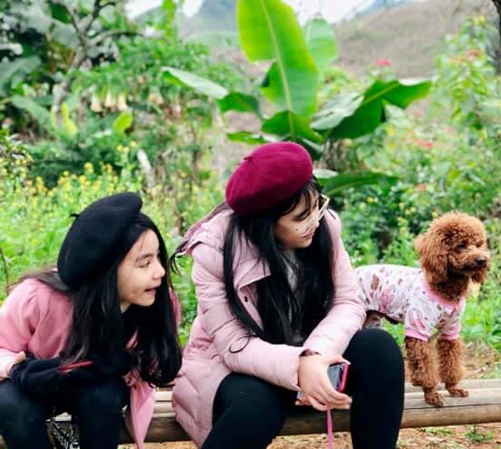 Gia đình MC Quyền Linh gây bão với bộ ảnh tuyệt đẹp ở Mộc Châu - Ảnh 8
