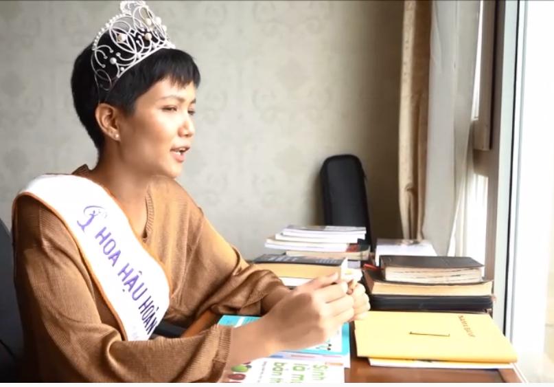 Không thể ngờ được, H'Hen Niê lại sống thế này trong căn hộ phần thưởng cho Hoa hậu Hoàn vũ Việt Nam 2017 - Ảnh 4