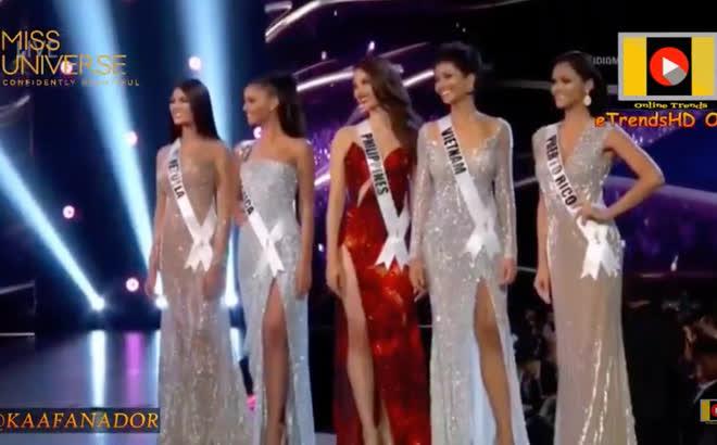 H'Hen Niê trượt Top 3, Philippines đăng quang Hoa hậu Hoàn vũ Thế giới 2018 - Ảnh 4