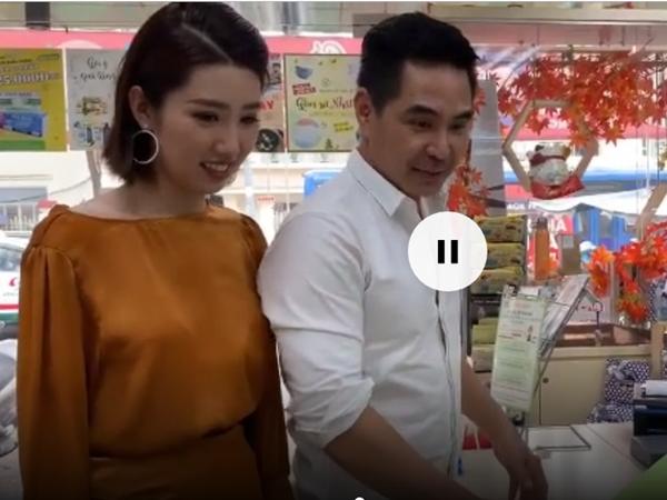 Hot: Kiệt bất ngờ quay lại với Hân, dắt đi siêu thị và còn cung phụng như bà hoàng khiến fan nổi đóa
